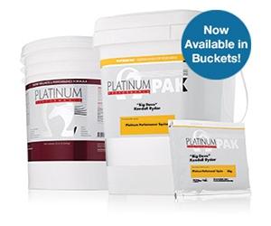 Free Platinum Performance Formula Equine Nutrition Sample