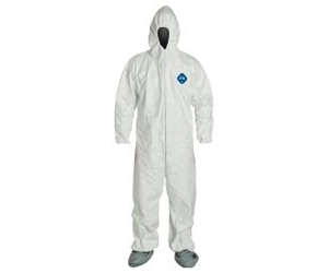 Free DuPont Tyvek Protective Suit Sample