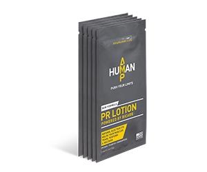Free Amp Human PR Lotion x5 Sample Pack