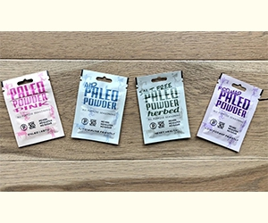 Free Paleo Powder Foods Seasonings x15 Samples