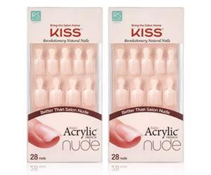 Free Kiss Nail Salon Sample