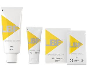 Free CliniMed LBF Barrier Cream Sample