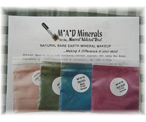 Free MAD Minerals Makeup Sample Pack