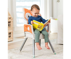 Free Infantino Grow-With-Me Convertible High Chair To Test And Keep