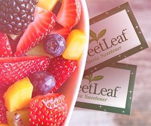 Free SweetLeaf Stevia Sweetener Samples