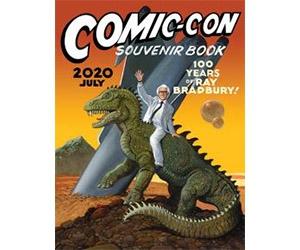 Free Comic-Con 2020 Souvenir Book