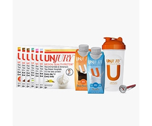 Free Protein Powder, Vitamins And More Samples From Unjury