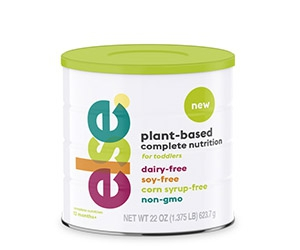 Free Else Plant-Based Complete Nutrition For Toddlers