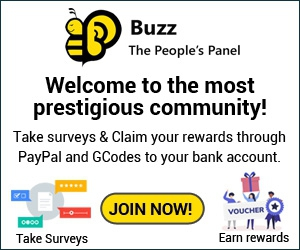 Give your opinion and start earning