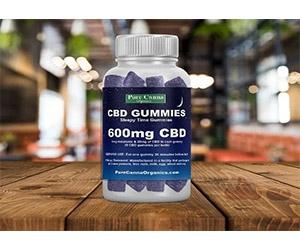 Free Pure Canna CBD Sleep Gummies Or CBD Cooling Cream