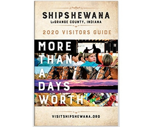 Free Shipshewana LaGrange County Visitors Guide