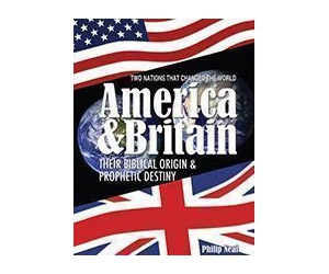 Free America & Britain Hard Copy Book from Truth of God