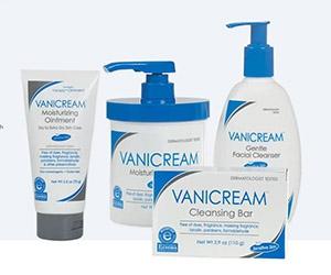 Free Vanicare Sensitive Skincare Products Samples