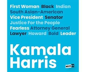 Free Kamala Harris Sticker