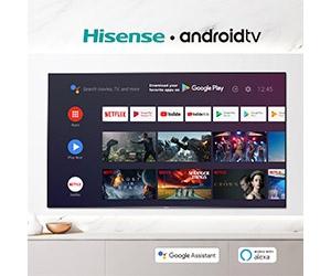 Free Hisense H9G Quantum TV