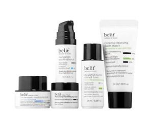 Free Sample of belif Skincare
