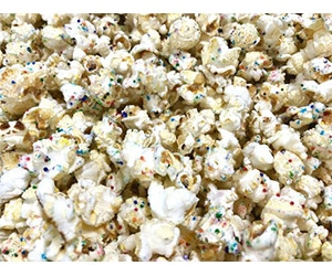 Win Faris Popcorn For A Year