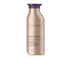 Free Pureology Nanoworks Gold Shampoo