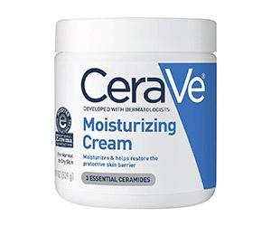 Free CeraVe Moisturizing Cream Sample