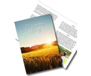 Free Prosperous Living Booklet