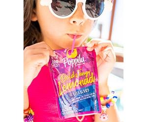 Free Poppilu Bold & Tangy Lemonade