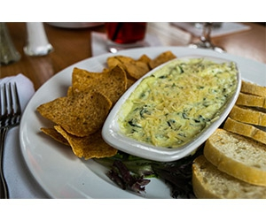 Free Appetizer At Cascade Roadhouse