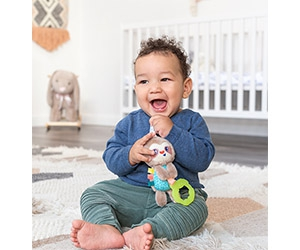 Free Wee Wild Ones Toys From Infantino