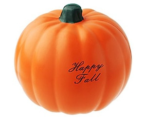 Free Pumpkin Stress Reliever