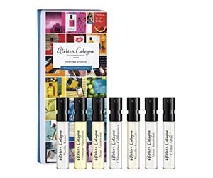 Free Atelier Cologne Perfume Stories Mini Fragrances Set