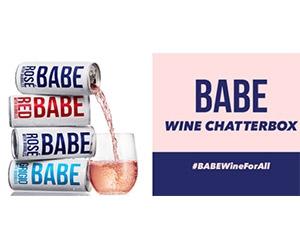 Free BABE Sparkling Wine