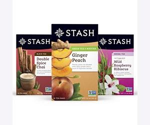 Free Stash Tea Samples
