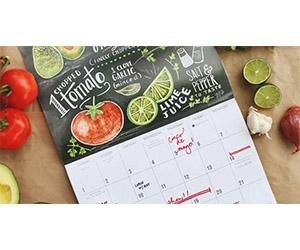 Free Frigo® Emily Ellyn 2022 Calendar