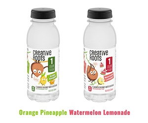 Free Creative Roots Coconut Water Beverages