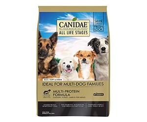 Free Canidae Dog Food Bag