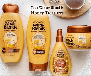 Win Garnier Whole Blends Shampoo, Masks, And Conditioners For A Year + $1,000 In Cash