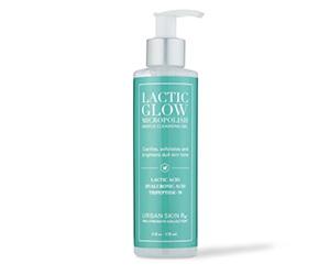 Free Urban Skin Rx Lactic Glow Cleansing Gel Sample