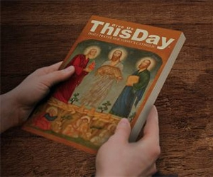 Free sample copy of Give Us This Day