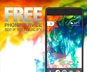 Free Android Phone + Wireless Service
