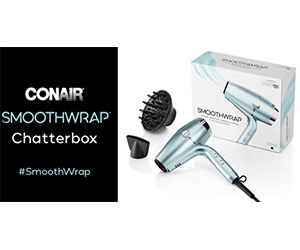 Free Conair SmoothWrap Dryer And Trimmer + Accessories