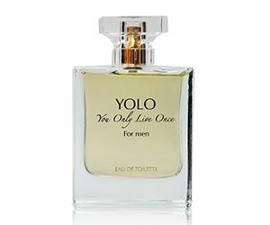 Free YOLO Fragrance Sample