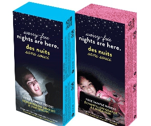 Free Goodnites Nighttime Underwear For Boys And Girls