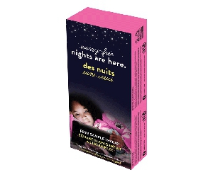 Free Nighttime Underwear Sizing Kit Samples for Girls