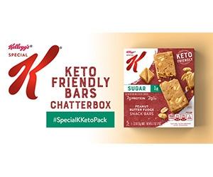 Free Kellogg's Special K Bars