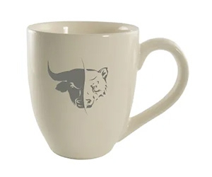 Free WBI Travel Mug, Coffee, Black Mug, And Pen Samples