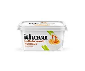Free Ithaca Hummus + Win A Pair Of Matrix Shoes