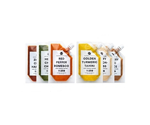 Free Fresh Sauces From Haven's Kitchen