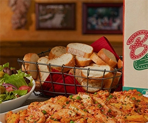 Free $10 Gift From Buca Di Beppo