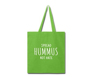 Free Reusable Grocery Tote From Ithaca Hummus