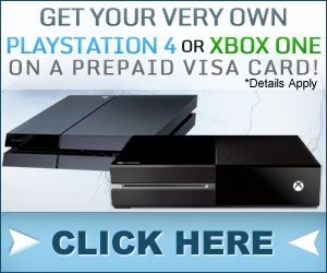 Free Playstation 4 or Xbox One