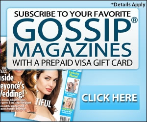Free Subscription to Your Favorite Gossip Magazines